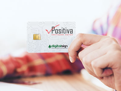 Certificação Digital - Positiva Certificados Digitais - DigitalSign